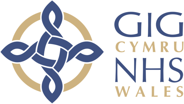 National Health Service Wales Logo